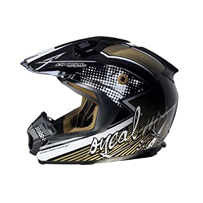 Oneal 810 Jinx Cross Helm Enduro MTB gold Oneal