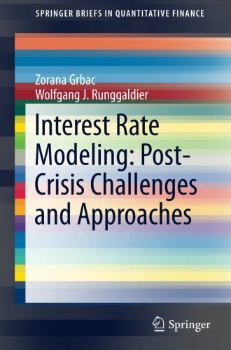 Interest Rate Modeling: Post-Crisis Challenges and Approaches (SpringerBriefs in Quantitative Finance) (Interest Rate Modeling compare prices)