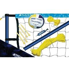 Buy Park & Sun Spiker Sport Steel Volleyball Set by Park & Sun