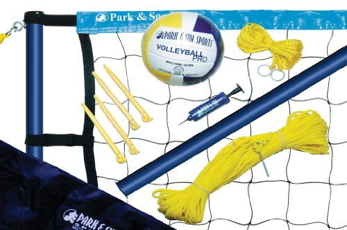 Park & Sun Spiker Sport Steel Set