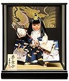 【武者人形】7号夢童子:弓 :嘉房作【端午の節句】