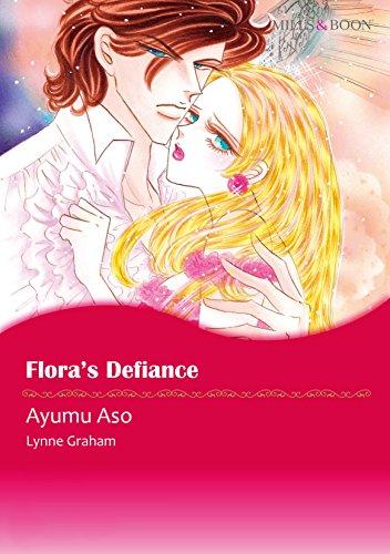 Lynne Graham - Flora's Defiance (Mills & Boon comics)