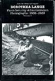 Dorothea Lange: Farm Security Administration Photographs, 1935-1939 (Dorothea Lange), Volume II (0899690017) by Lange, Dorothea