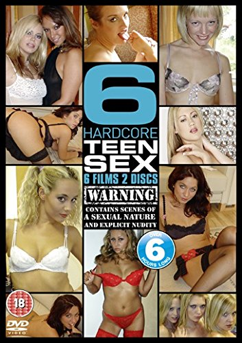 6 Hardcore Teen Sex Films (6 Film, 2 DVD Set) [DVD]