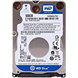 "Western Digital WD5000LPVX - Disco duro interno (SATA, 5400 rpm, 2,5"") azul 500GB"