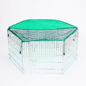 Rushmore imports ltd rabbit guinea pig animal playpen run for Diy playpen for guinea pigs