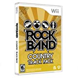echange, troc WII ROCK BAND COUNTRY TRACK PACK [Import américain]