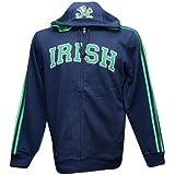 Notre Dame Fighting Irish Adidas NCAA Statement Full Zip Hoody