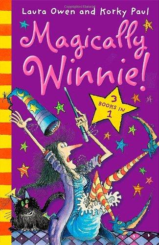 Magically Winnie! 3-in-1 (Winnie the Witch 3 Books in 1)