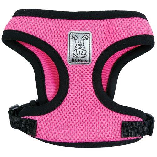 Rc Pet Products Cirque Soft Walking Dog Harness: Xxsmall Pink