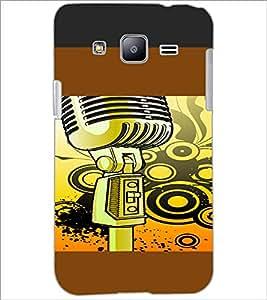 PrintDhaba Cartoon D-4103 Back Case Cover for SAMSUNG GALAXY J2 (Multi-Coloured)