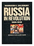 Russia in Revolution, 1900-1930 (0030187060) by Salisbury, Harrison E.