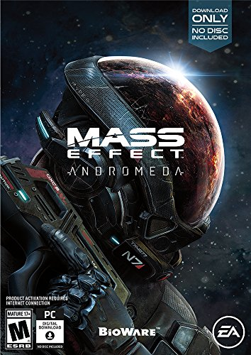 Video Game : Mass Effect Andromeda - PC [Windows 8] (US.AZ.13.28-0-B00ZPZQKIG.387)