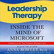 Leadership Therapy | [Anna Rowley]