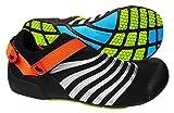 ZEMgear®TM Barefoot® - H2O Team round - Barfußschuhe (Unisex) - Black/Multi Größe: 8 US (40.5)