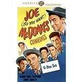 Joe McDoakes Shorts  (63 Shorts 1942-1956) (6 Discs) ~ George O'Hanlon