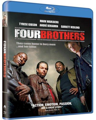 Four Brothers / Кровь за кровь (2005)