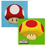 Party Destination 171982 Super Mario Bros. Napkins