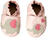 Robeez Little Peanut Crib Shoe (Infant/Toddler),Pastel...