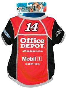 Dog Zone NASCAR Pit Crew Shirt, Small, Tony Stewart by Dog Zone