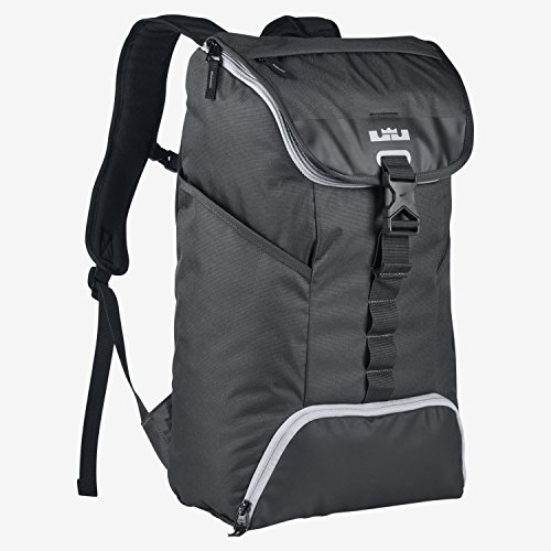 Nike LeBron James Ambassador Max Air Backpack Anthracite/Black/Cool Grey (Nike Shoe Storage Box compare prices)