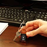 Thumbs Up! Dutch Courage Keyring Flask