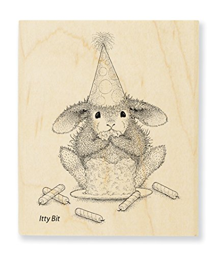 Stampendous Cake Nibbler Rubber Stamp