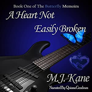 A Heart Not Easily Broken Audiobook