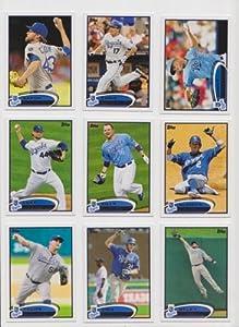 Kansas City Royals 2012 Topps, Bowman & Heritage Baseball Team Sets! Including... by Bowman