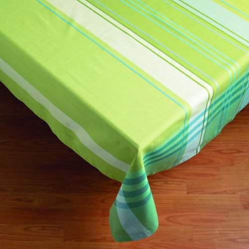 Sydney Plaid Tablecloth - Chartreuse, (55 x 55) - Buy Sydney Plaid Tablecloth - Chartreuse, (55 x 55) - Purchase Sydney Plaid Tablecloth - Chartreuse, (55 x 55) (Now Design / Danica, Home & Garden, Categories, Kitchen & Dining, Kitchen & Table Linens, Tablecloths)