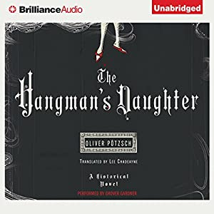The Hangman's Daughter Audiobook