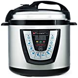 Pressure Pro 10 in 1 Stainless Steel Electric Pressure Cooker - 6 Litre
