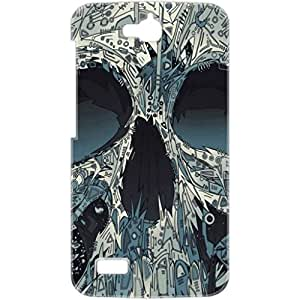 a AND b Designer Printed Mobile Back Cover / Back Case For Huawei Honor Holly (HON_HOL_3D_1230)