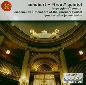 Trout Quintet & Arpeggione Sonata (Ax, Guarneri Quartet)