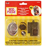 Mod Podge Podgeable 23358 10-Piece Metal Blanks