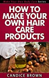 How to Make Your Own Hair Care Products (Make Your Own Body Care Series Book 2)