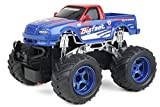 "New Bright 1:24 (7"") R/C MONSTER TRUCK Big Foot Classic Red/White/Blue"