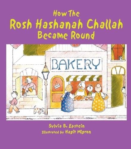 How the Rosh Hashanah Challah Became Round PDF