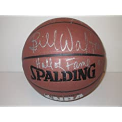 Bill Walton Autographed Signed NBA Spalding I O Basketball Featuring Blazers Champs... by Southwestconnection-Memorabilia