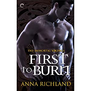 First to Burn Audiobook