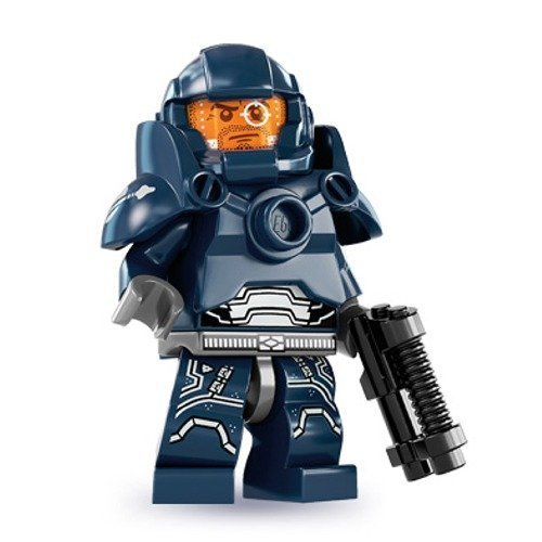 Lego Minifigures Series 7 - Galaxy Patrol - 1