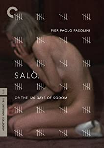 Salò, or the 120 Days of Sodom (The Criterion Collection)