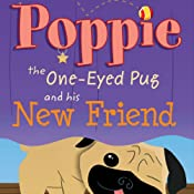 Poppie the One-Eyed Pug and His New Friend | [Sharron Hopcus]