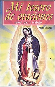 Amazon.com: Mi tesoro de oraciones (Spanish Edition) (9789681511821