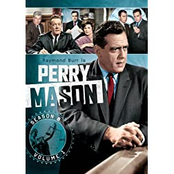 Perry Mason: The Eighth Season, Vol. 1