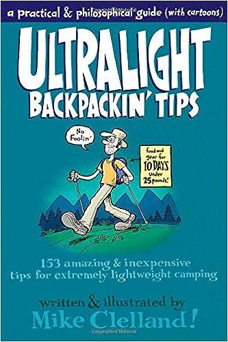 Ultralight Backpacking Tips Guide