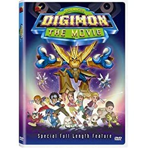 Digimon - The Movie