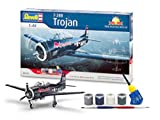 Revell - 05726 - Maquette - Aviation - Coffret Cadeau T-28 Trojan - Flying Bulls...