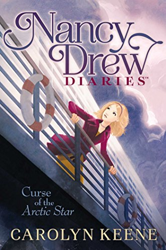 Curse of the Arctic Star (Nancy Drew Diaries Book 1) (Nancy Drew Book 1 compare prices)
