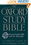 The Oxford Study Bible: Revised Engli...
